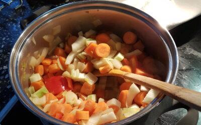 Sådan sniger du flere grøntsager i dit barn med ASF