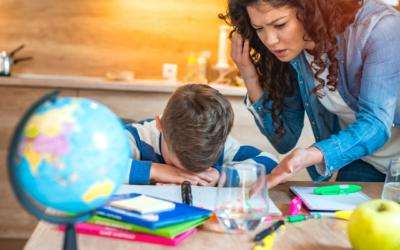 Skolevægring og hjemmeundervisning af dit barn